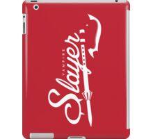 Vampire Slayer - RED iPad Case/Skin
