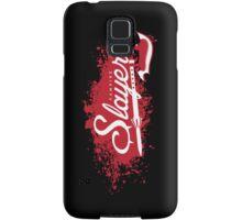 Vampire Slayer - BLACK Samsung Galaxy Case/Skin