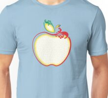 honeycomb apple flourish Unisex T-Shirt