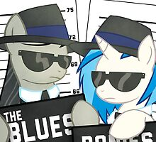 The Blues Ponies by Steve Holt!