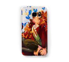 Bilbo and Butterflies Samsung Galaxy Case/Skin