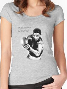 Tyson Women's Fitted Scoop T-Shirt