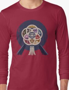 EPCOT Center iPhone and TShirt Long Sleeve T-Shirt
