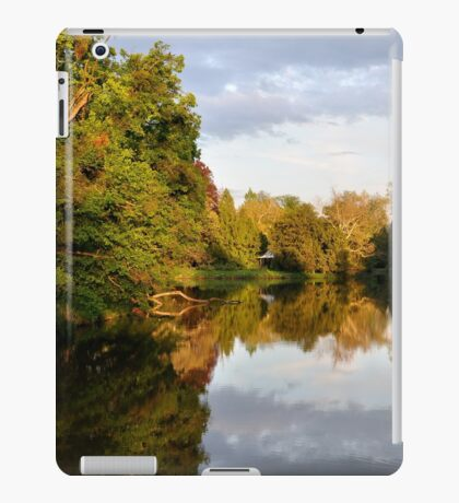 Mirror world iPad Case/Skin