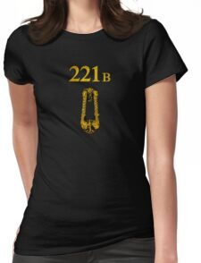 Sherlock - 221B Womens Fitted T-Shirt