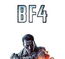 Battlefield 4 White by Daltylocks