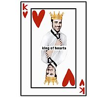 Marco Mengoni King of hearts Photographic Print
