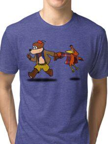 Banjo KaWHOee Tri-blend T-Shirt