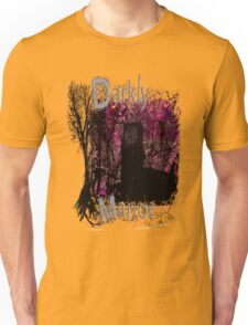 Pink Darkly Manor Unisex T-Shirt
