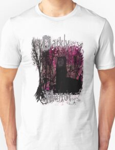 Pink Darkly Manor Unisex T-Shirt