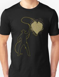 Roping my heart T-Shirt