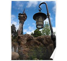 Rapunzel's Tower Poster