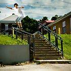 Sean Malto - Backside 50-50 by asmithphotos