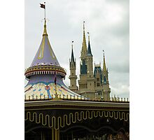 Towers and Spires Photographic Print