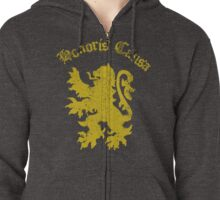 Honoris Causa Zipped Hoodie