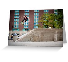 Johnny Layton - Switch 360 Flip Greeting Card