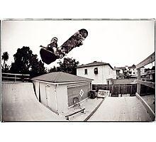 David Gonzalez - Crail Grab Photographic Print