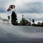 Collin Provost - Backside Air by asmithphotos