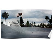 Collin Provost - Backside Air Poster
