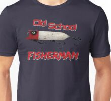 Old School Fisherman T-shirt Unisex T-Shirt