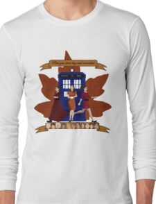 Clara and The Doctors Long Sleeve T-Shirt
