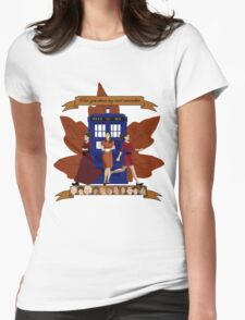 Clara and The Doctors Womens T-Shirt