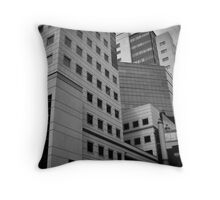 Buildings of Pittsburgh Throw Pillow