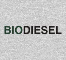 Biodiesel by motobubble
