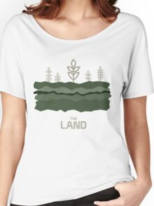 The Land Women's Relaxed Fit T-Shirt