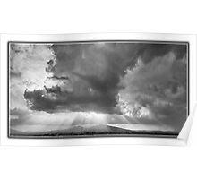©HCS A Cloud Like Angels Shine Poster