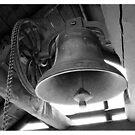 ~ Grand Tetons Church Bell ~ by Brion Marcum