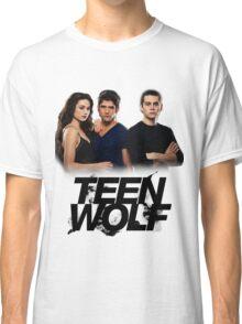 Teen Wolf Inspired - Original Cast Season 1-3 Classic T-Shirt