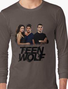 Teen Wolf Inspired - Original Cast Season 1-3 Long Sleeve T-Shirt