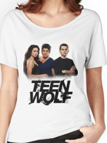 Teen Wolf Inspired - Original Cast Season 1-3 Women's Relaxed Fit T-Shirt
