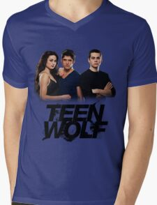 Teen Wolf Inspired - Original Cast Season 1-3 Mens V-Neck T-Shirt