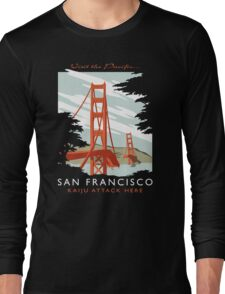 Visit the Pacific Long Sleeve T-Shirt