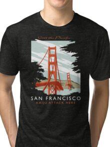 Visit the Pacific Tri-blend T-Shirt