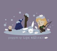 Poppin up like Daisies!  Kids Tee