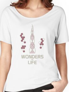 Wonders of Life Women's Relaxed Fit T-Shirt