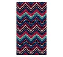 Sweater Pattern Photographic Print