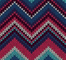 Sweater Pattern Sticker