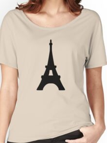 Eiffel Tower of France Women's Relaxed Fit T-Shirt