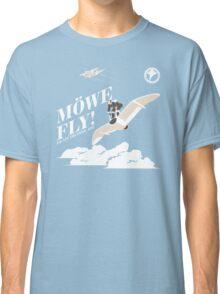 Nausicaa Mowe Fly Classic T-Shirt