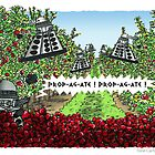 The Orchards of Skaro by ToneCartoons