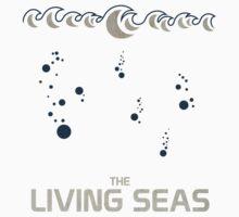 The Living Seas One Piece - Long Sleeve