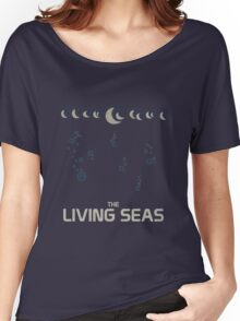 The Living Seas Women's Relaxed Fit T-Shirt