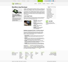 Blackberry Application Development Company by CopperMobile