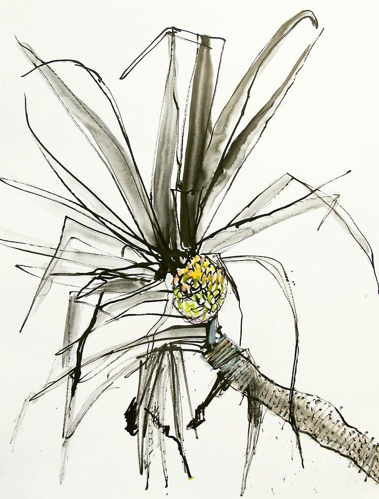 pandanus fruit by donna malone