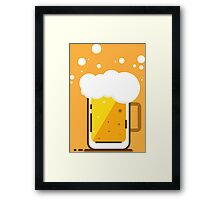 Beer Mug  Framed Print