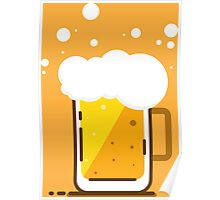 Beer Mug  Poster